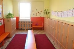 Každý škôlkar má vlastnú skrinku
