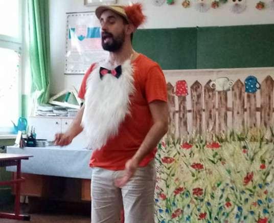 Divadlo Kotkodák – O Lišiakovi Marošovi
