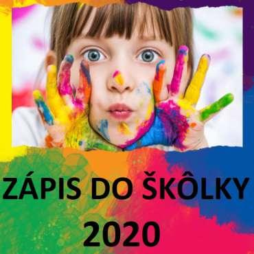 Zápis 2020